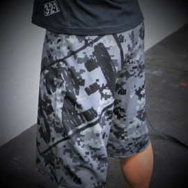 "321 APPAREL - Short Homme ""Logo 321"""