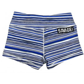 1a97e94048275 SAVAGE BARBELL - Women Booty Short