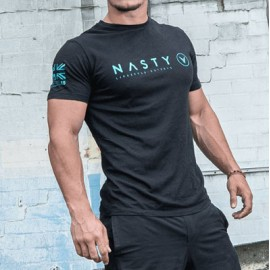 """NASTY LIFESTYLE - T-shirt Homme """"CORPORATE 2.1"""""""
