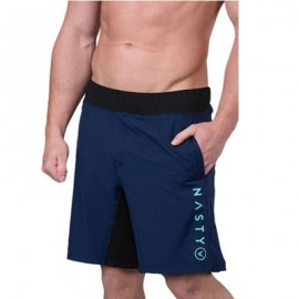 "NASTY LIFESTYLE - ""Zero Dark Thirty - Navy"" Men Short"