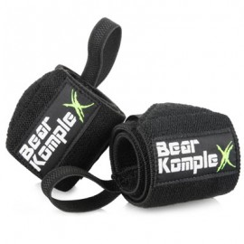"BEAR KOMPLEX - Protège-poignets ""Black"""