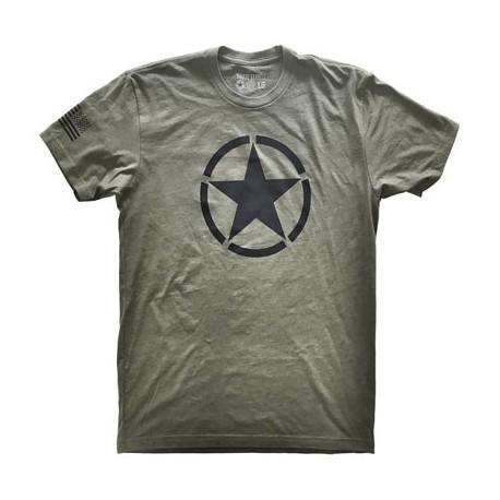 drwod_Savage_barbell_t_shirt_homme_american_savage
