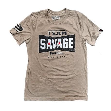 drwod_Savage_barbell_men_t_shirt_team_savage