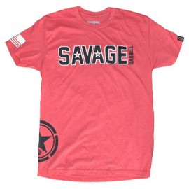 "SAVAGE BARBELL - Men T-Shirt ""Hip Star"""