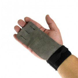 "RX SMART GEAR - ""Smart Grips"" Leather Hand Grips"