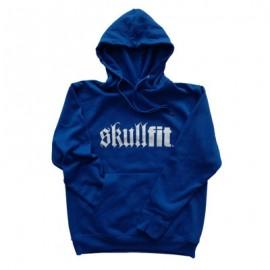 "SKULLFIT - Sweat-shirt ""Blue Hood"""