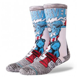STANCE - Chaussettes Captain America - CAA