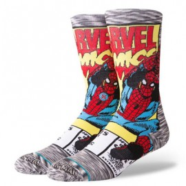 STANCE - Chaussettes Spiderman - SPI