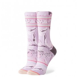STANCE - Chaussettes Island Letter Crew - ISL