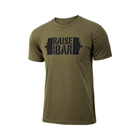 T-shirt Homme JUMPBOX FITNESS modèle RAISE THE BAR 1