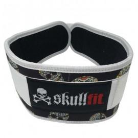 SKULLFIT - MEXICAN SKULL weightlifting belt