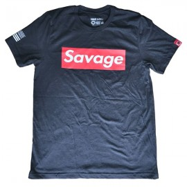 "SAVAGE BARBELL - Men T-Shirt ""Savage Box"""