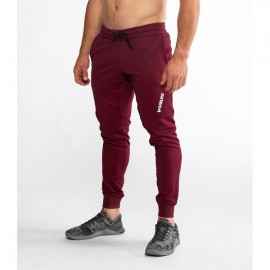 VIRUS - Pantalon ICONX Bioceramic Performance Bordeaux | AU26 - 1