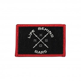 """RX SMART GEAR - Patch Velcro """"Life Behind Bars"""""""