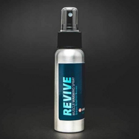 Spray REVIVE de réchauffement musculaire SIDEKICK (pack de 2) 1
