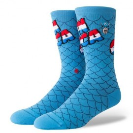 STANCE - CAPTAIN AMERICA - CAP Socks