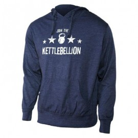 "JUMPBOX FITNESS -  ""JOIN THE KETTLEBELLION"" Light Hoodie"