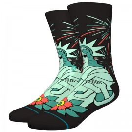 STANCE - Chaussettes FREEDOM OF ICE CREAM - FOI