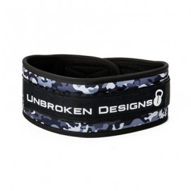 "UNBROKEN DESIGNS - ""Camouflage"" Lifting Belt"