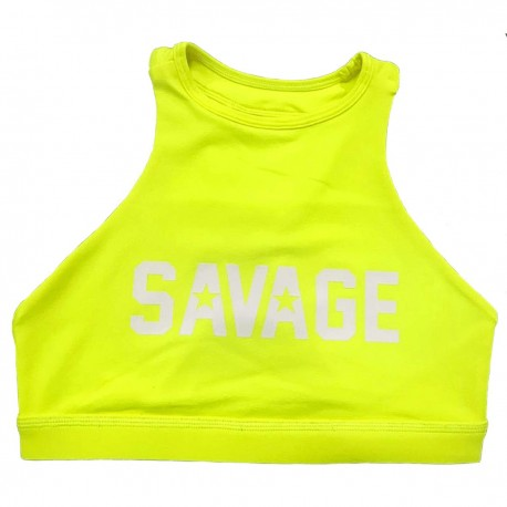 drwod_Savage_barbell_sports_bras_high_neck_glow