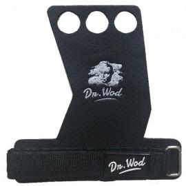DR WOD - 3-hole Microfiber 3-hole Hand Grips