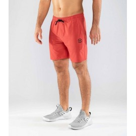 "VIRUS - ST9 | EVO PERFORMANCE Short ""Cranberry / Black""dr wod"