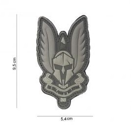 drwod_patch_spartan_gris