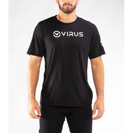 VIRUS - PC109 | Forever Black & White T-shirt