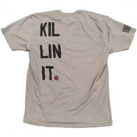 """SAVAGE BARBELL - Camiseta Hombre """"Killin' it"""""""