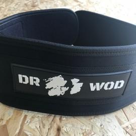DR WOD - Ceinture d'haltérophilie avec attache velcro