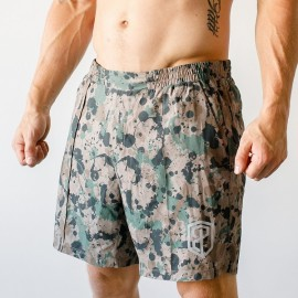 "BORN PRIMITIVE - Men Short  ""Training Shorts"" Not Fatigued"