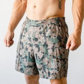 "BORN PRIMITIVE - Short Homme ""Training Shorts"" Not Fatigued"