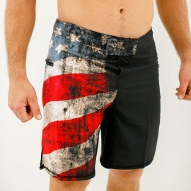"BORN PRIMITIVE - Men Short ""American Defender"" Patriot Edition"