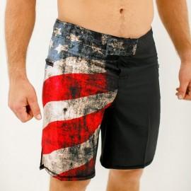 "BORN PRIMITIVE Short Homme ""American Defender"" Patriot Edition dr wod"