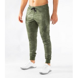 VIRUS - AU26 | Olive Green Camo - Pantalones ICONX Bioceramic Performance