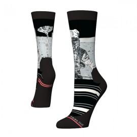 STANCE - Socks Anti Gravity Crew - AGC-BLK
