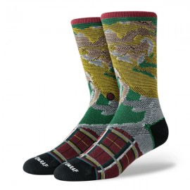 STANCE - Socks Burnt Rainbow - BUR
