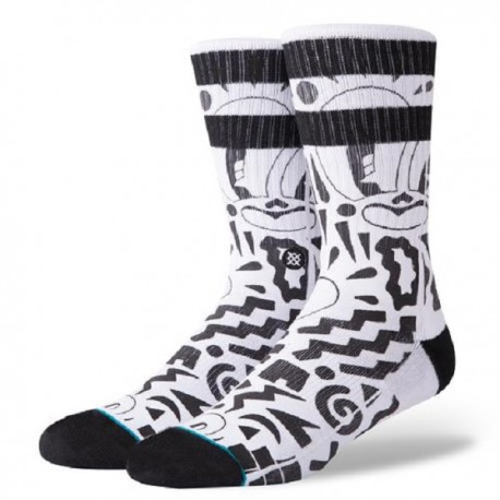STANCE - Socks Hattie Eyes - HAT- BLK