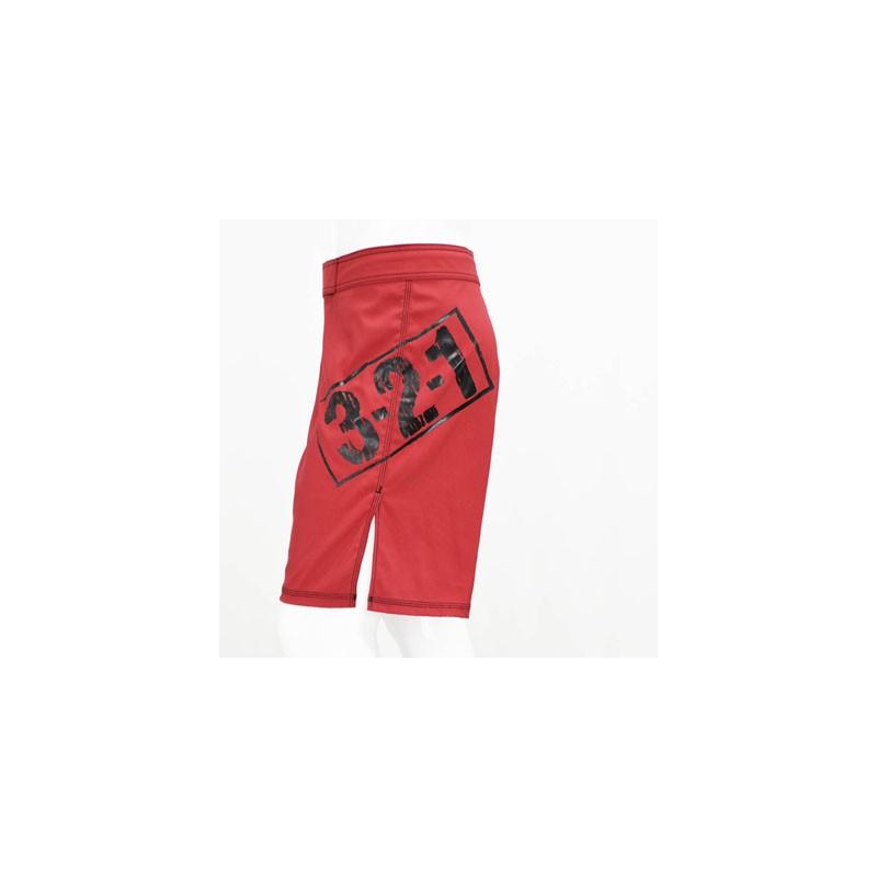 321 APPAREL - Mens Logo Shorts - DrWod