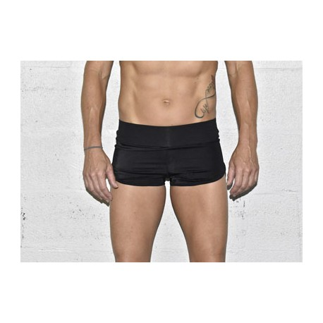 drwod_femme_short_fitness_angeldelmar_WOD_front_noir