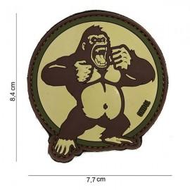 """DR WOD - Patch Velcro PVC """"Gorille"""""""