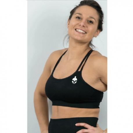 dr wod TYCE - Women Sports Bra Black