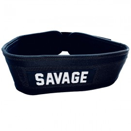 "SAVAGE BARBELL - 4"" Weightlifting Belt"