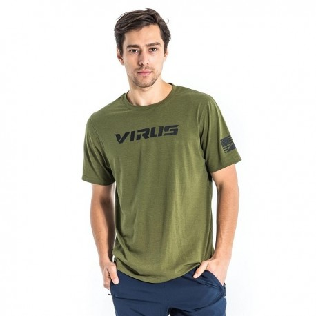 VIRUS - PC142 | UNITED STARS T-shirt