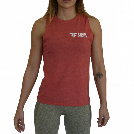 FRAN CINDY -   Women's Tank Red