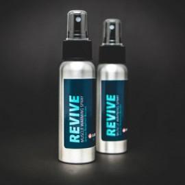 SIDEKICK - REVIVE Spray de calentamiento muscular (paquete de 2)