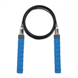 TRAIN LIKE FIGHT  -Core Fast Rope  Jump Rope Blue