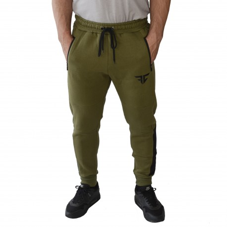 FRAN CINDY - Unisex Joggers - OD Green