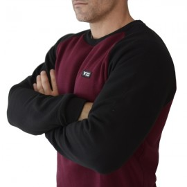 FRAN CINDY - Sweatshirt Unisex - Bordeaux
