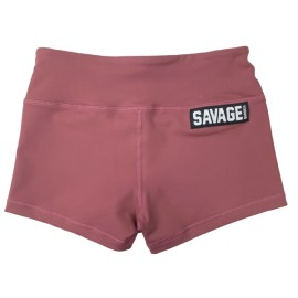 "SAVAGE BARBELL - Short Femme ""Rusty"""